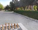 Ajedrez en el parque la Alquenencia de Alzira