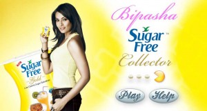 Advergame Bipasha Sugar Free