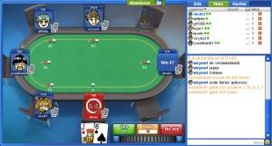 Poker Texas Hold'em en Mundijuegos